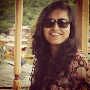 Parul Agrawal Travel Blogger
