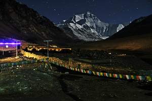 Drive to the highest point of adventure – Everest Base Camp, Tibet