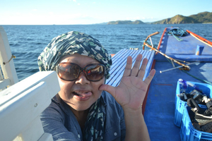 How Backpacking Philippines turned my 62 year old Mom into a 16 year old