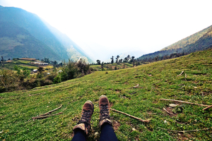 My Golden Rules for Roopkund Trek - Deep Breathing & Baby Steps!!