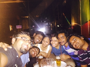 Arun Ronny Travel Blogger