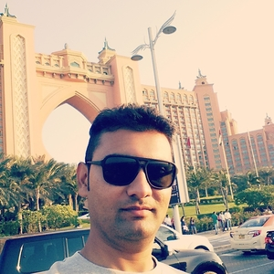 Samkeet Sanghavi Travel Blogger