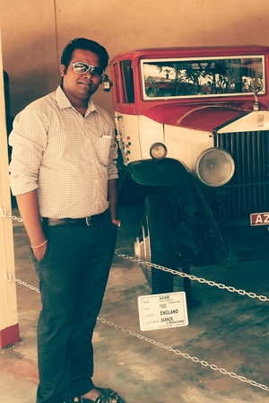 Jeevan Surjuse Travel Blogger