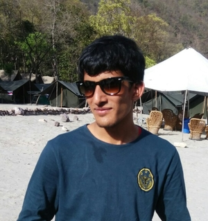 Santosh Kumar Gupta Travel Blogger