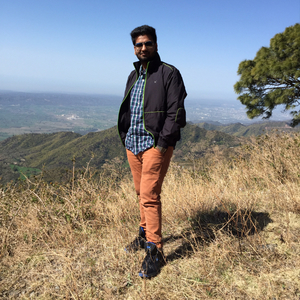 Jatin Sood Travel Blogger