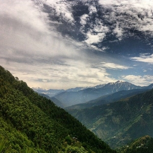Road tripping - Himachal Pradesh