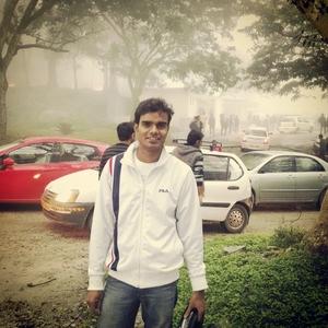 Chidambaram Allada Travel Blogger
