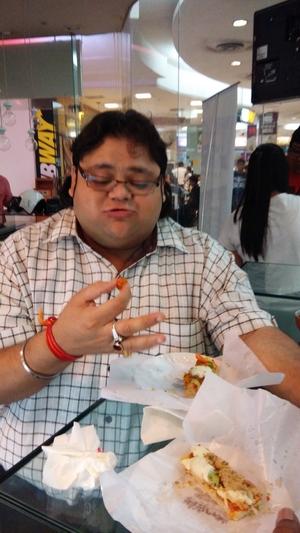 Karan Rastogi Travel Blogger