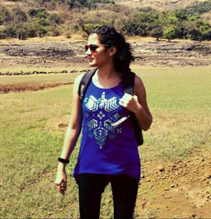 Priteka Chheda Travel Blogger
