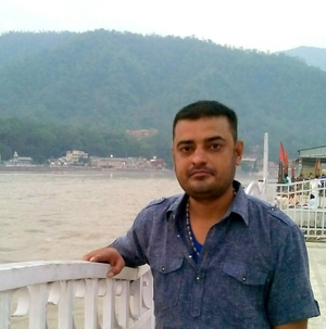 Chirag Sharma Travel Blogger