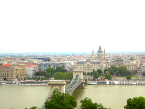 Taste of European architecture - Prague & Budapest