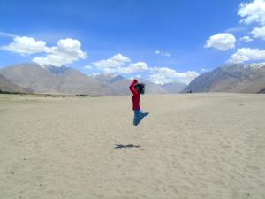 Shruti Travel Blogger
