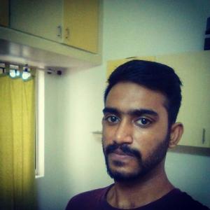 Sriram K Muthukumarswamy Travel Blogger