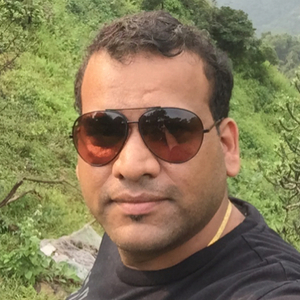 Arun G Travel Blogger