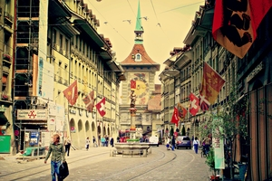 The humblest capital in the world: Bern, Switzerland