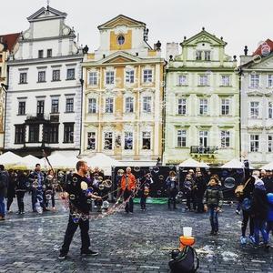 Bohemian Rhapsody : Prague, Czech Republic (Part 1)