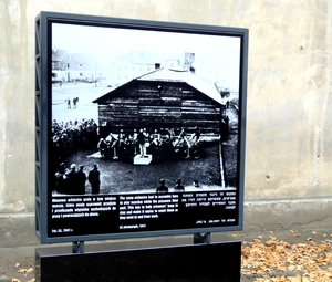 When History Breaks Your Heart : Auschwitz-Birkenau