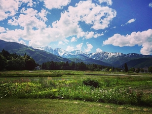 Going Off The Beaten Track : The Japanese Alps