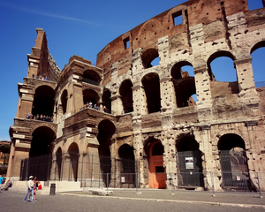 The Land of Remus And Romulus : Rome (Part 1)