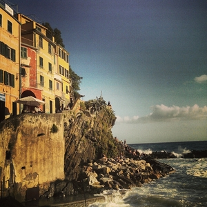 The Five Mystical Villages: Cinque Terre