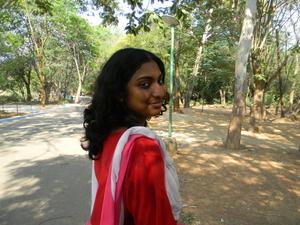Anusha Venkataraman Travel Blogger