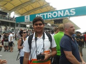 2014 Malaysia GP Experience
