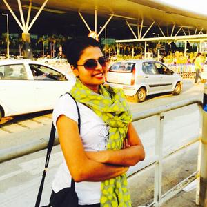 Jyothi Neelakant Travel Blogger