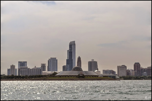 Chicago architectural boat tour