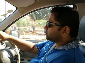 Hareesh Unnikrishnan Travel Blogger