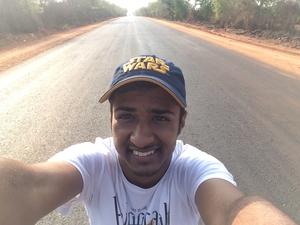 Hussain Mandasorwala Travel Blogger