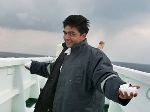 Antony Jackson Cruz Travel Blogger