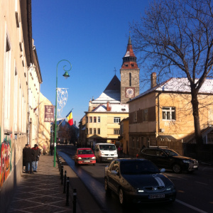 My First Impressions of Romania