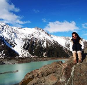 Marilyn Travel Blogger