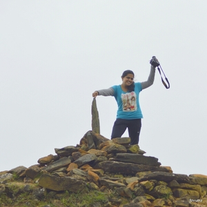 Swetha Travel Blogger