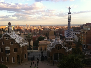 Visit my bestfriend in Barcelona
