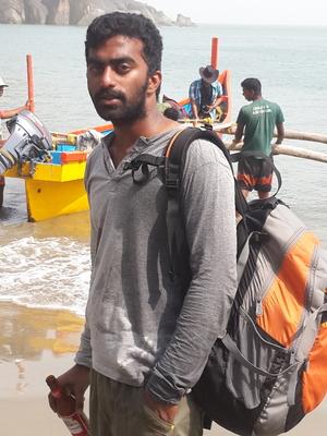 Rakesh Sirineni Travel Blogger