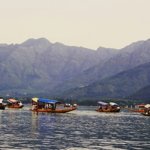 Kashmir a lifetime experience