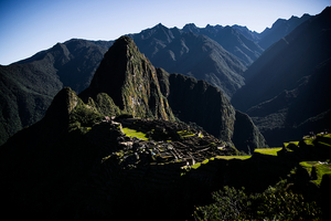 The one and only Machu Picchu