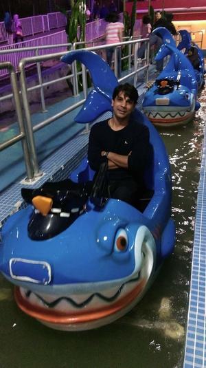 Dushyant Tyagi Travel Blogger