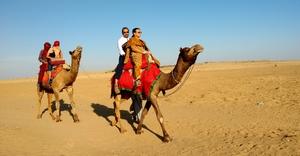 Jaisalmer, The Golden Town In The Thar Desert, Rajasthan