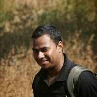 Acash Inamdar Travel Blogger
