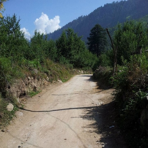 Backpacking in Manali