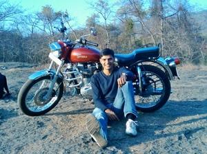 Mahesh Naik Travel Blogger