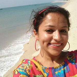 Yashna Sharma Travel Blogger