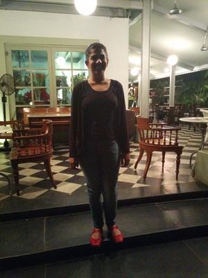 Roshini Saravanan Travel Blogger