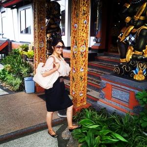 Rashi Joshi Travel Blogger