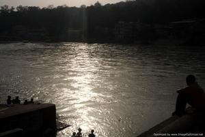 Tranquility of Rishikesh