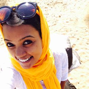 Nirupa Travel Blogger