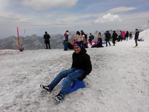 Jigar Goda Travel Blogger