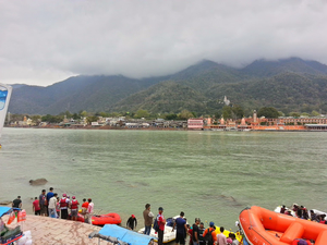 Rishikesh | Adventure in the womb of Ganga